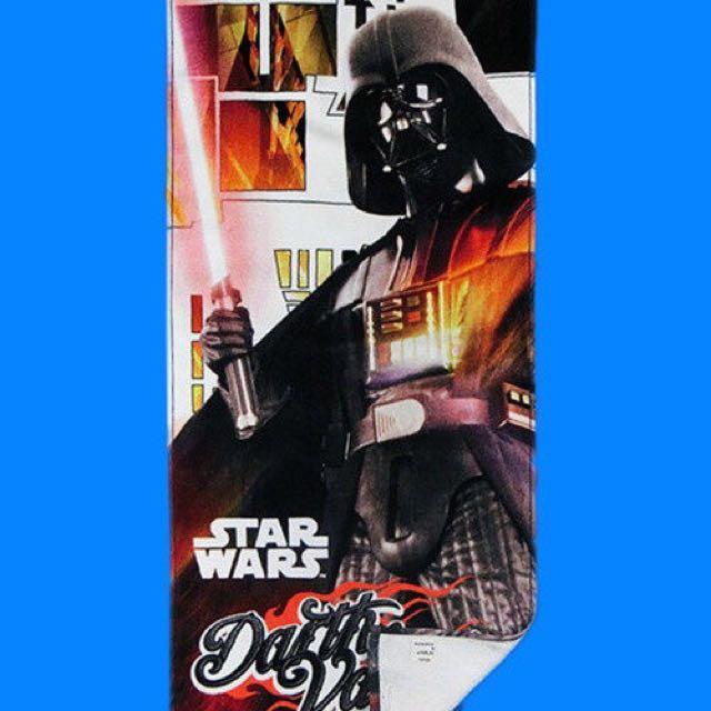 星際大戰 Star Wars 黑武士 毛巾 掛布