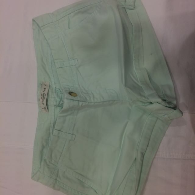 Abercrombie And Fitch Authentic Shorts Size 2