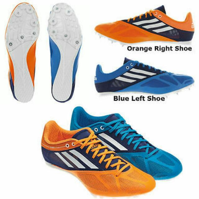 adidas spider 4m, spike shoes, us11