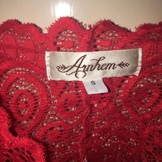 Brand New Arnhem Lace Bralette
