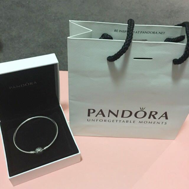 Authentic Pandora Bangles