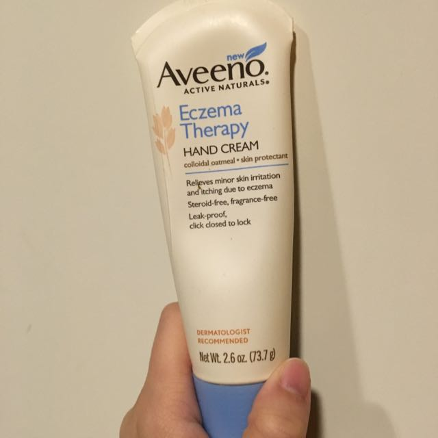 Aveeno Therapy hand cream護手霜