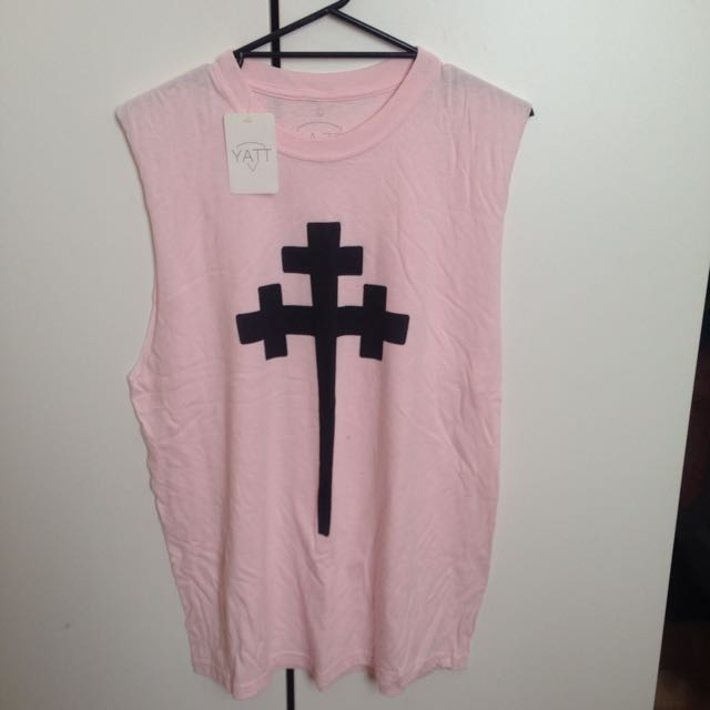 BNWT Pink Top
