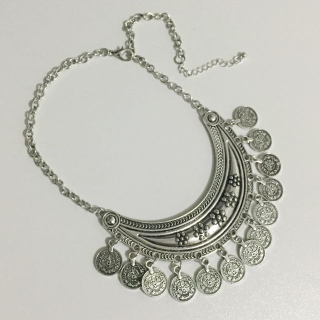 Boho Inspired Statement Necklace