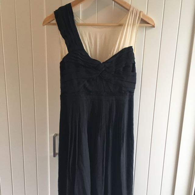 Country Road Silk Dress