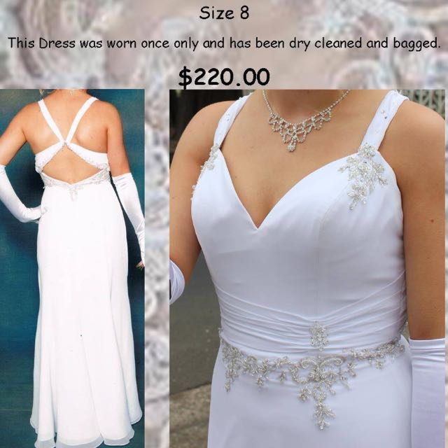 Wedding Or Deb Dress