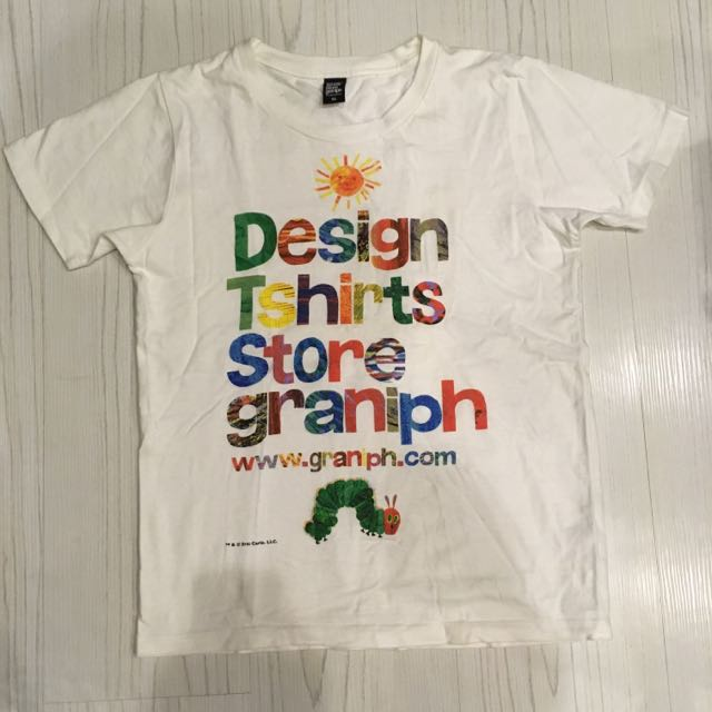 design tshirts store graniph 短T