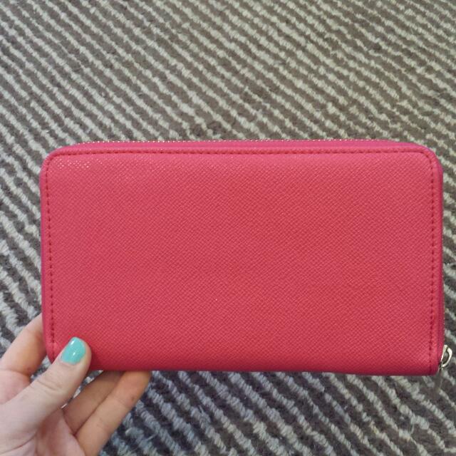 Gorgeous Pink Wallet