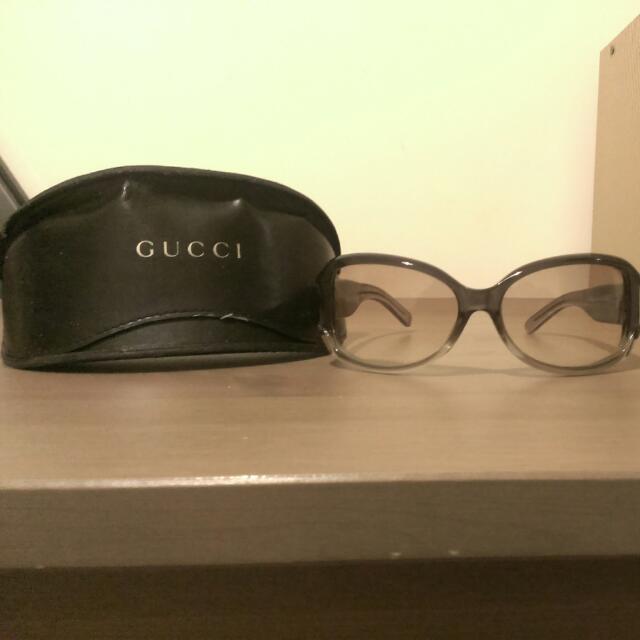 Gucci女用太陽眼鏡