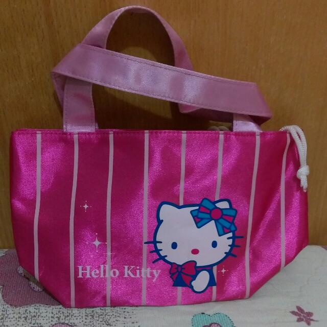Hello kitty手提包