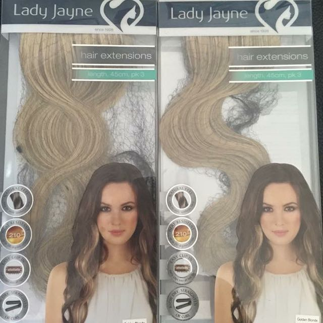 Lady Jane Hair Extentions