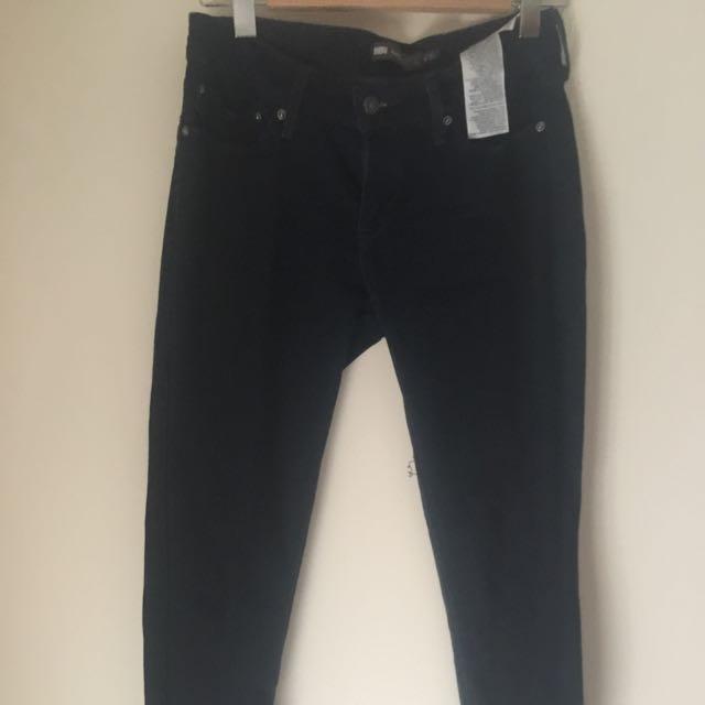 Levis Denim Curve Jeans