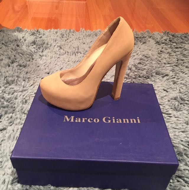 MARCO GIANNI AUTHENTIC HEELS