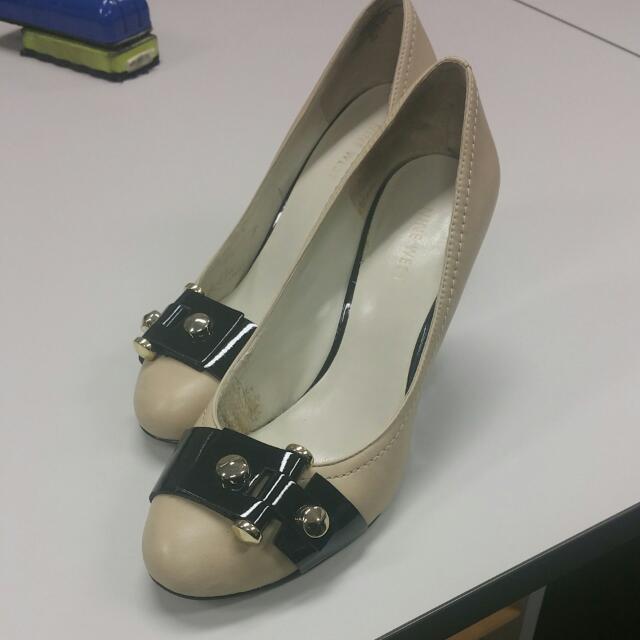 Nine West Leather Shoes Size 8 Au