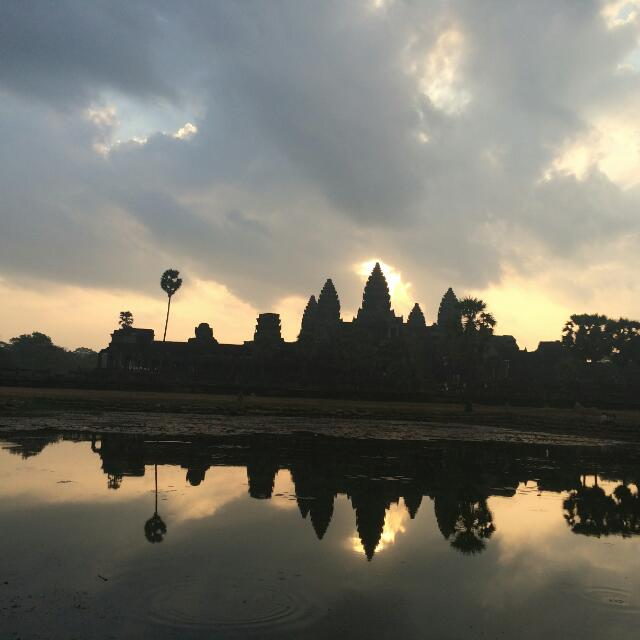 One Day Tour Around Angkor Wat Daily Tour Service.