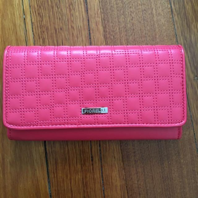 Pink Carol Wallet