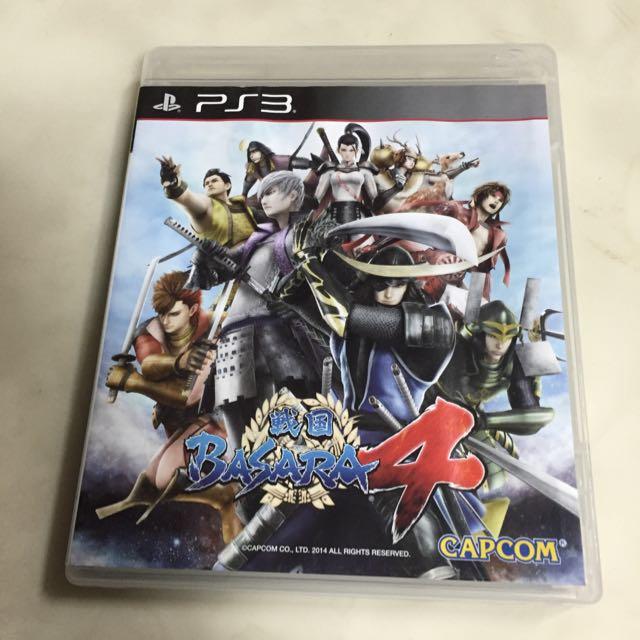 PS3戰國BASARA4