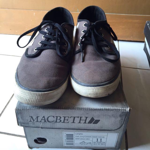 Sepatu Macbeth Langley