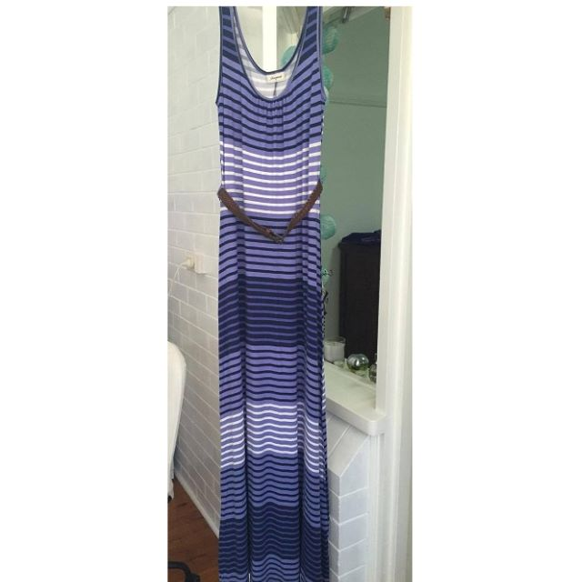 Summer Maxi Dress by Jeanswest Size Small.