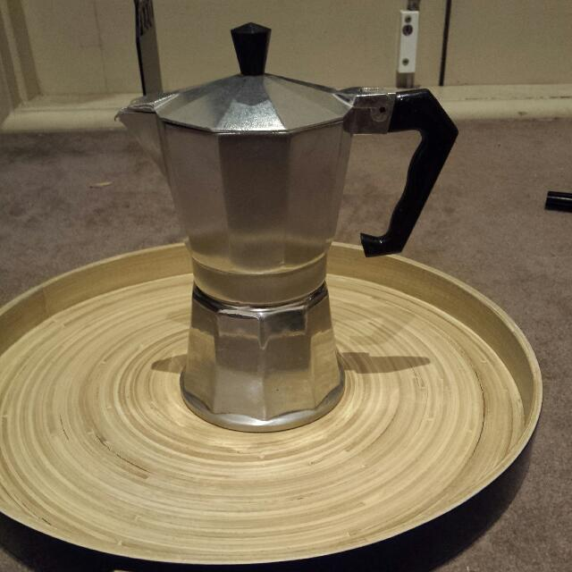 'Vigano' Stovetop Coffee Maker
