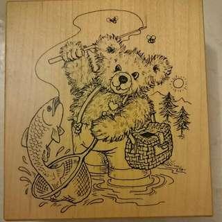 熊熊大印章