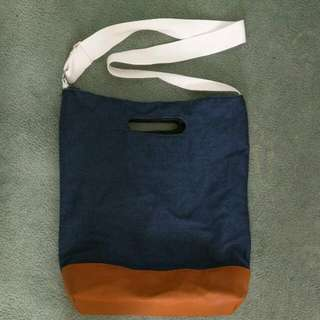 Cotton On Denim Bag