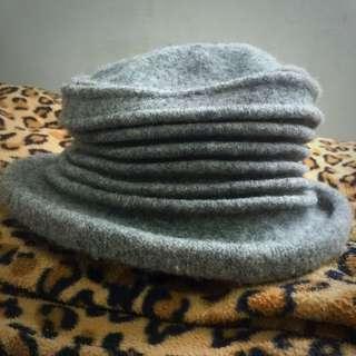全新new原價1199純🐑羊毛帽