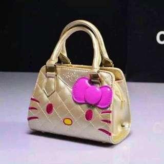 Hello Kitty PU Leather Handbag