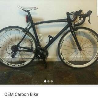 Oem Full Carbon Road Bike