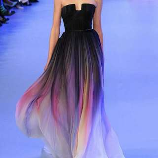 Elie Saab Ombre Gown (REPLICA)