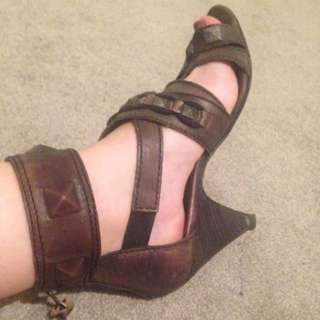 River Island Leather Sandals (7)