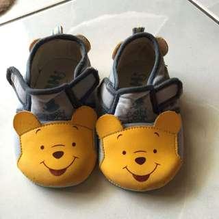 維尼熊 學步鞋