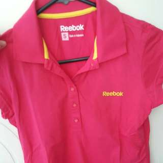 Reebok Sport Top Pink