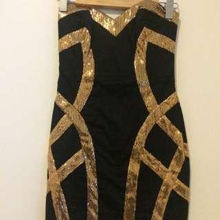 Lipsy Dress (XS / Size 8)