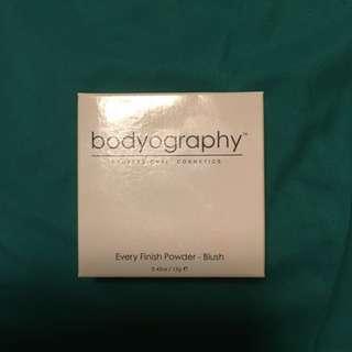 Bodyography Professional Cosmetics Blush/bronzer