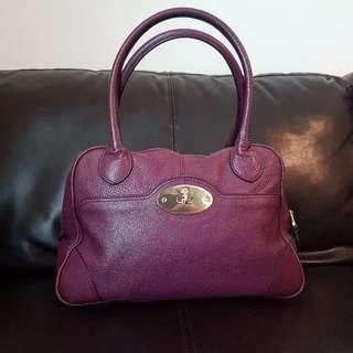 Mulberry Rachel Handbag In Purple