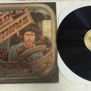 Arlo Guthrie - The Best Of Arlo Guthrie Vinyl Record