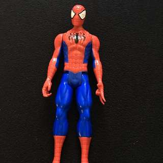 Spiderman Titan Hero Figure