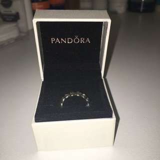 Pandora Love Heart Ring