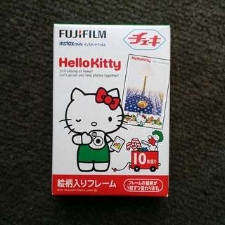 Fujifilm Instant Film Hello Kitty
