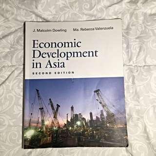 Economic Development In Asia