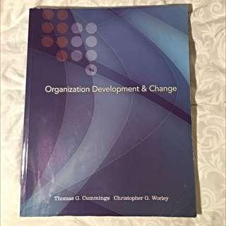 Organisational Development Textbook
