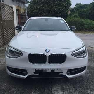 2013 BMW 118i Sport