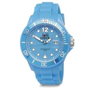 Brand New Lolliclock Australia Blue Watch