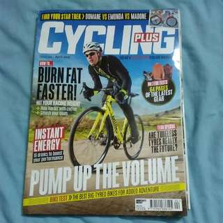 Cycling Plus Magazine April Issue