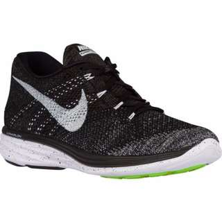 *美國代購* Nike flynit Lunar 3 編織黑 全新正品
