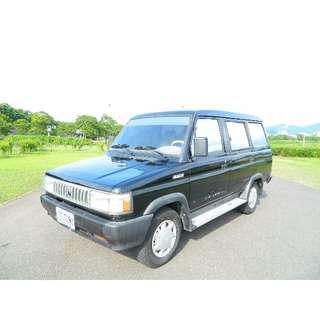 豐田 - 瑞獅 zace 1997 純一手 無腐蝕 冷氣冷 1800CC 商貨客車 掛炮ㄚ 直購5.8萬