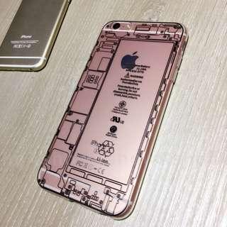 電路板 線條 造型 iPhone 5s se 6 s plus 手機殼 保護套 軟殼 趣味 ho