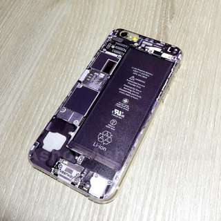 主機板 造型 iPhone 5s se 6 s plus 手機殼 保護套 軟殼 趣味