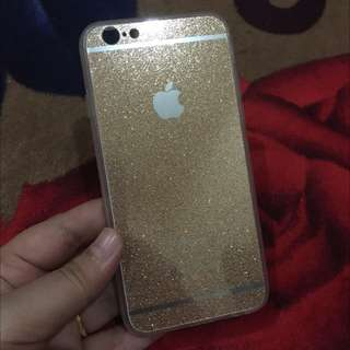 New! Glitter Case For iPhone 6/6s